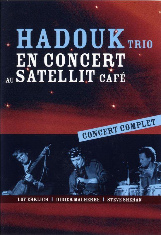 Hadouk Trio – En concert au Satellit Café