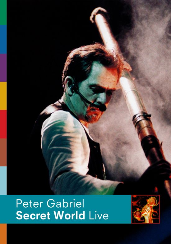 Peter Gabriel – Secret World Live