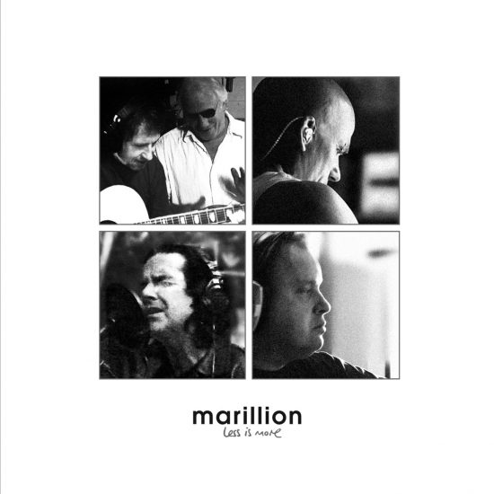 Marillion – Less Is More