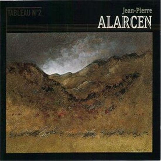 Jean-pierre Alarcen – Tableau N°2
