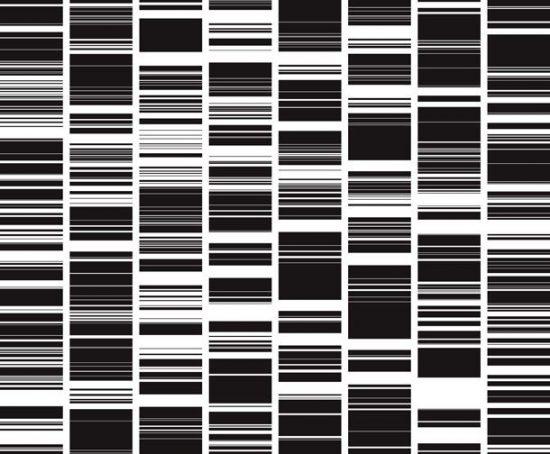 Rioji Ikeda – Test Pattern