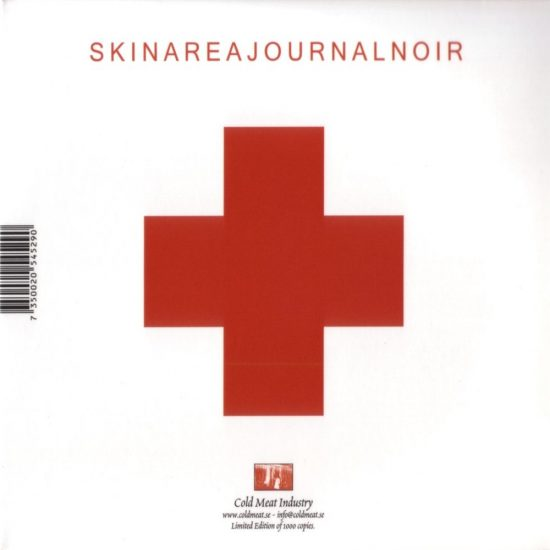 Skin Area – Journal Noir Lithium Path