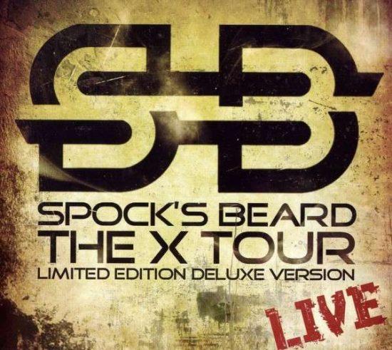 Spock's Beard – X Tour Live