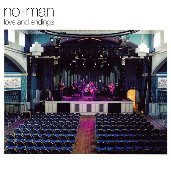 No-Man – Love And Endings