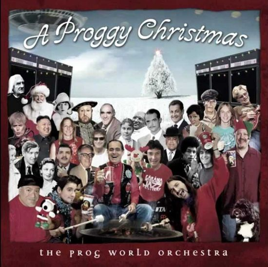 The Prog World Orchestra – A Proggy Christmas