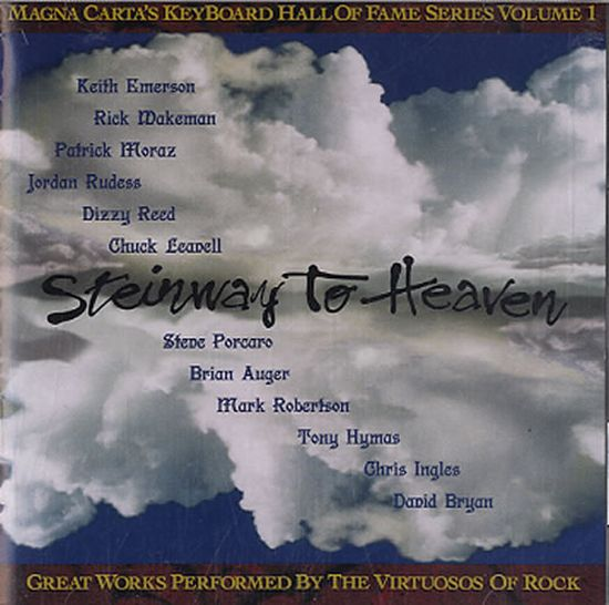 Steinway To Heaven – Steinway To Heaven