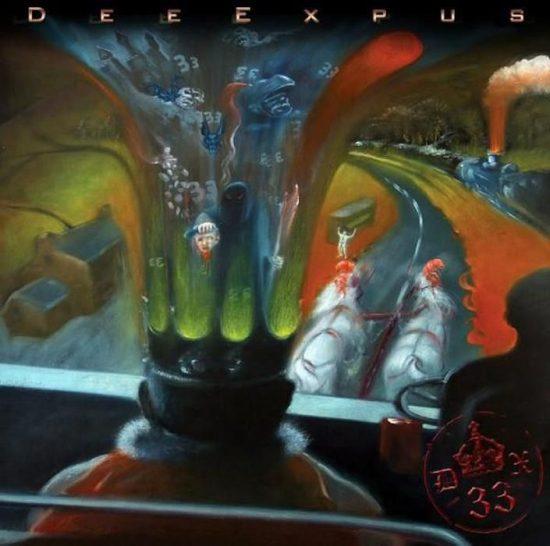 DeeExpus – King Of Number 33