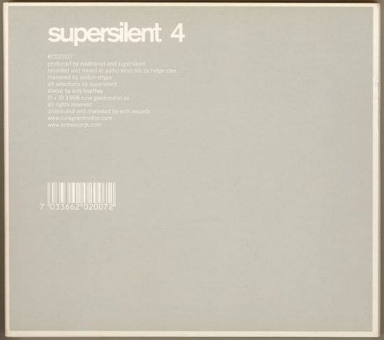 Supersilent – 4