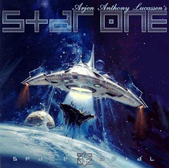 Arjen Anthony Lucassen's Star One – Space Metal