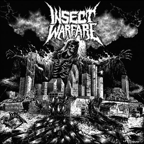 Insect Warfare World Extermination