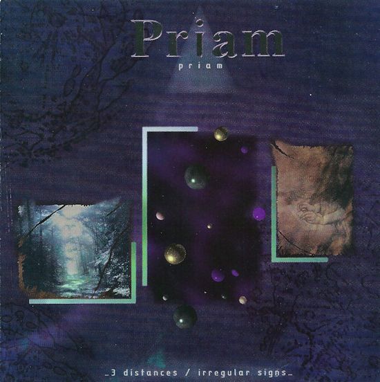 Priam – 3 Distances Irregular Signs