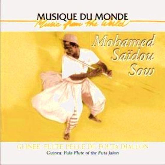 Mohamed Saïdou Sow – Guinée flûte peule du Fouta Djallon