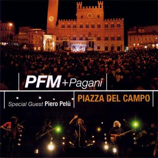 PFM + Pagani – Piazza Del Campo
