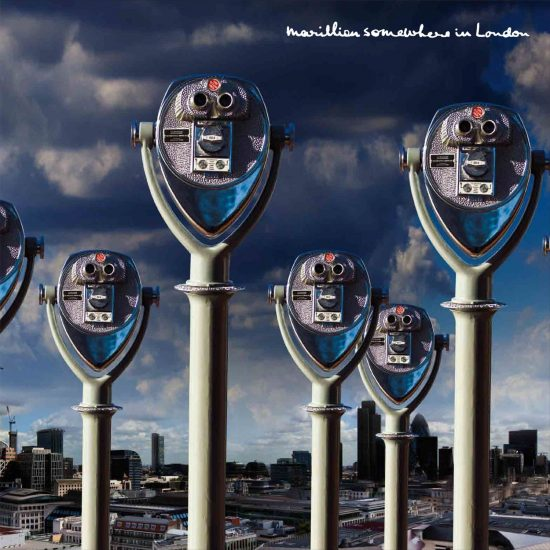 Marillion – Somewhere In London
