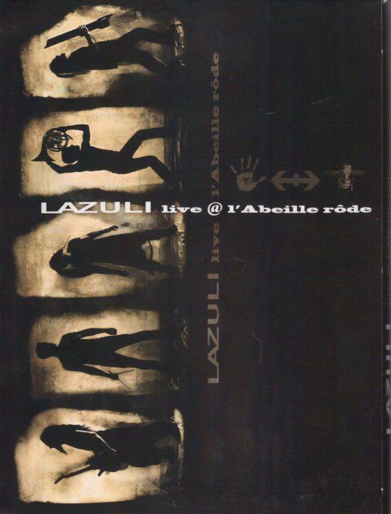 Lazuli – Live @ l'Abeille Rôde