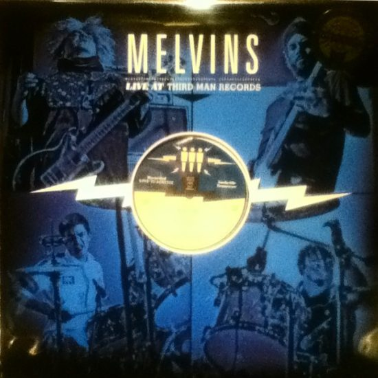 Melvins – Live To Acetate