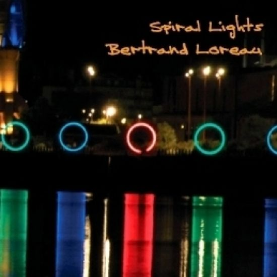 Bertrand Loreau – Spiral Lights