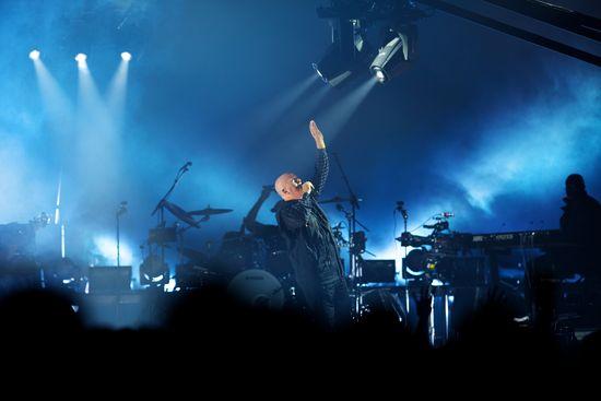 Peter Gabriel Back