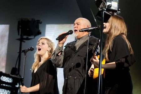 Peter Gabriel Trio