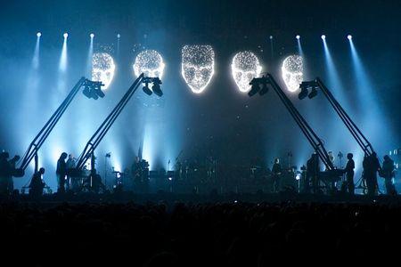 Peter Gabriel live 2