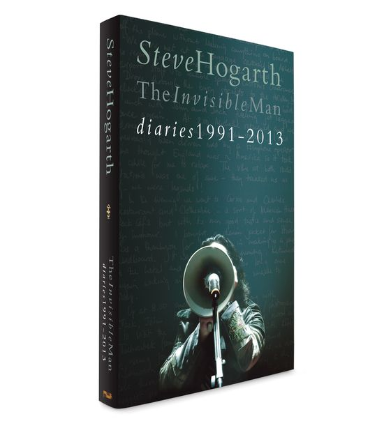 Steve Hogarth Diaries