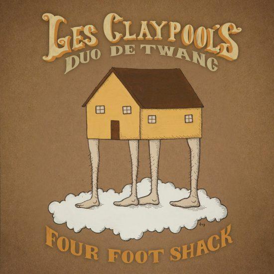 Les Claypool's Duo De Twang – Four Foot Shack