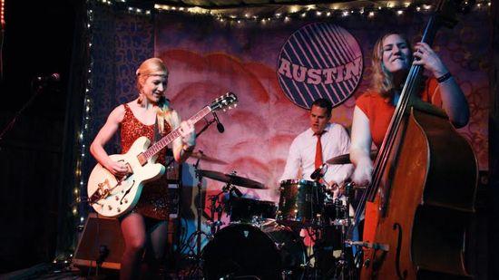 Hedvig Mollestad Trio Live