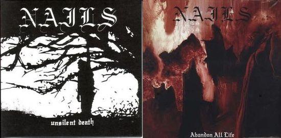 Nails albums