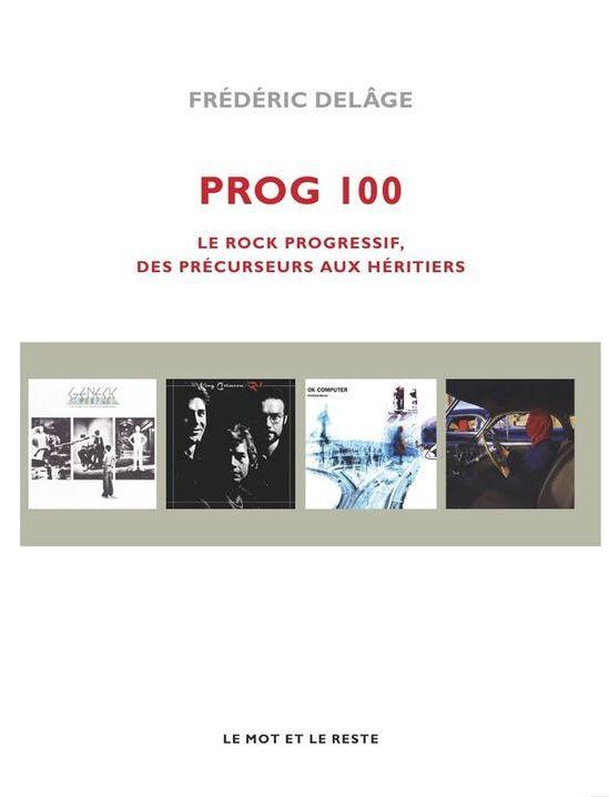 Prog 100 livre Delage