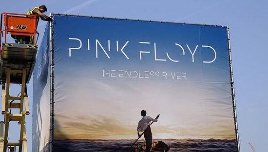 Pink Floyd Endless Promo