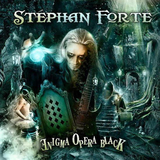 Stéphan Forté Enigma Black Opera
