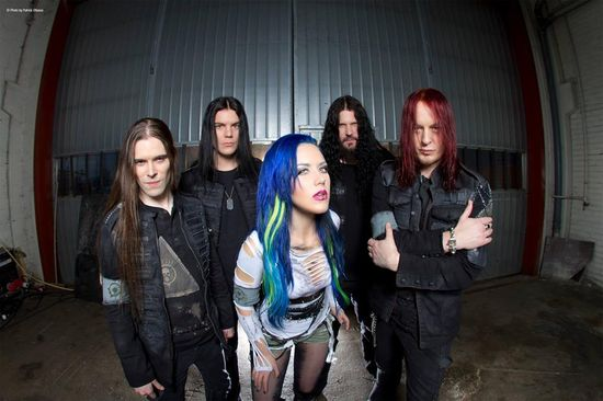 Arch Enemy Band 2