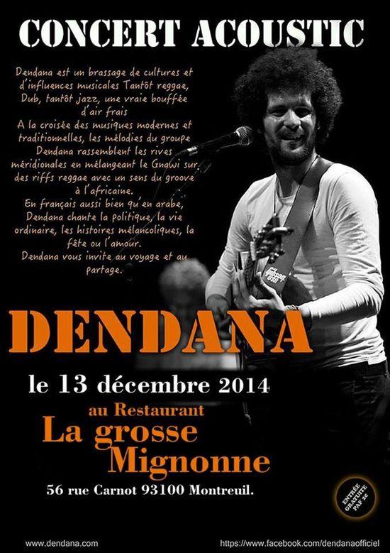 Dendana Concert