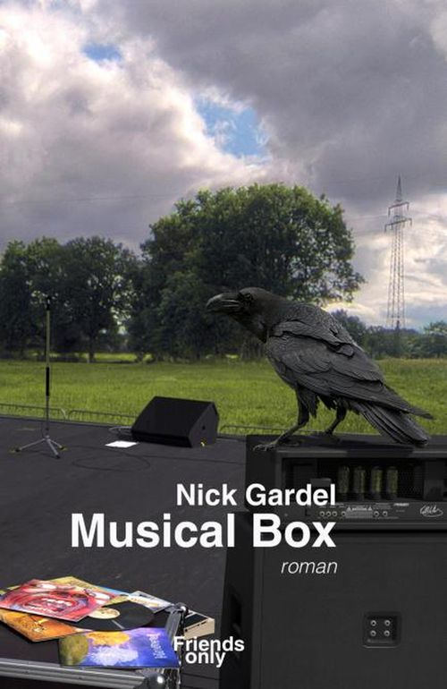 Musical Box Couverture