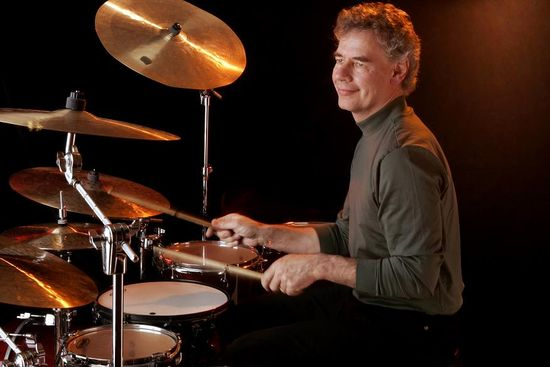 Bill Bruford Drums