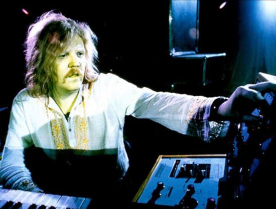 Edgar Froese Live