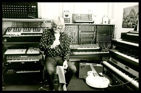 Edgar Froese Studio