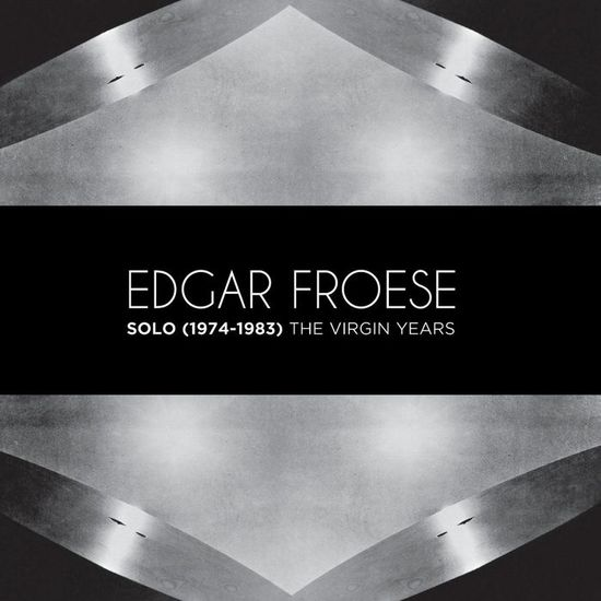 Edgar Froese The Virgin Years Artwork