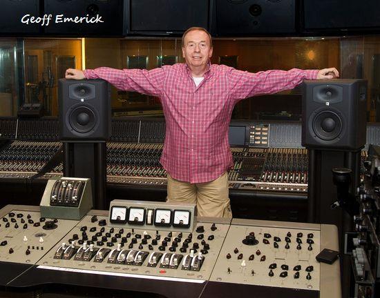 Geoff Emerick Studio