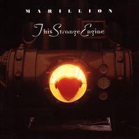Marillion This Strange Engine CD