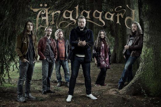 Anglagard Band 2