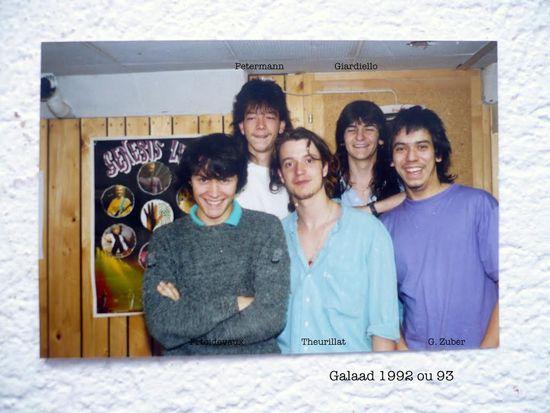 Galaad Band 92 ou 93