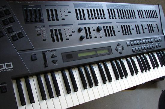 Roland JD800 Sequentia Legenda