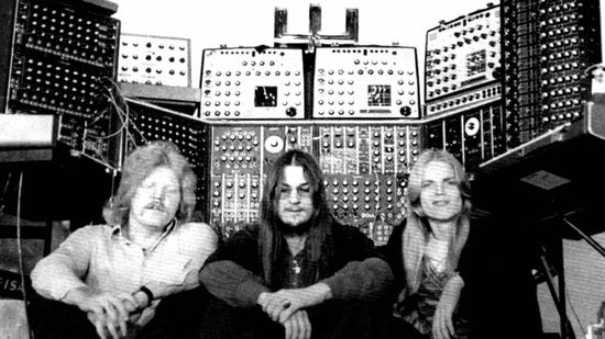 Tangerine Dream Band 1973