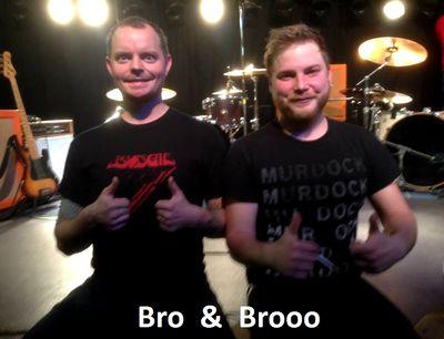 Bro et Brooo