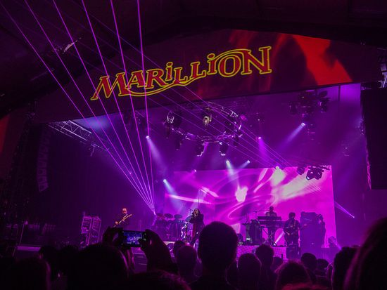 Marillion WE5