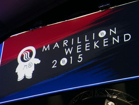 Marillion WE9