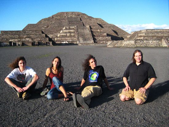 Ozric Tentacles Band