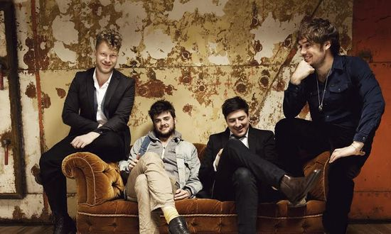 Mumford and Sons Band