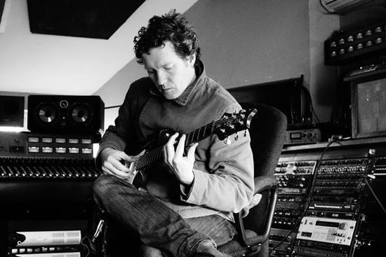 Tim Bowness Studio